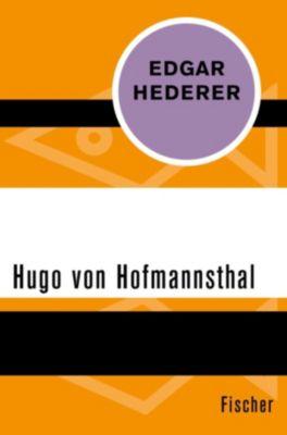 Hugo von Hofmannsthal, Edgar Hederer