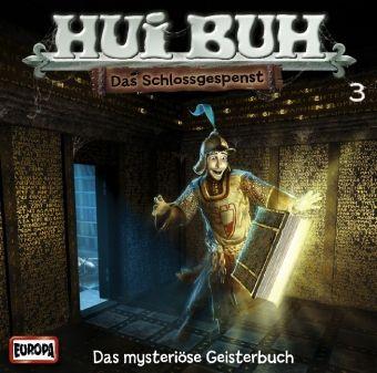 Hui Buh, das Schlossgespenst - Das mysteriöse Geisterbuch, HUI BUH neue Welt