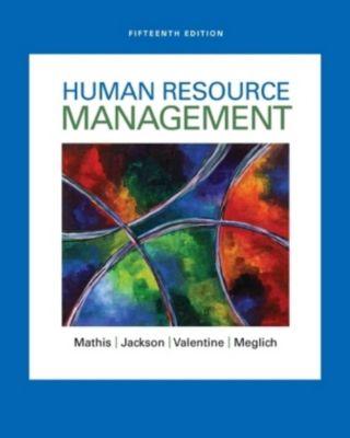 Human Resource Management, Sean Valentine, Patricia Meglich, Robert L. Mathis, John Jackson