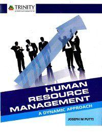Human Resource Management, Joseph M Putti