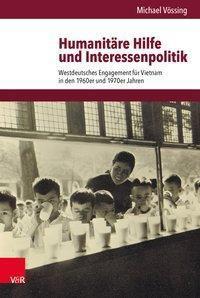Humanitäre Hilfe und Interessenpolitik, Michael Vössing
