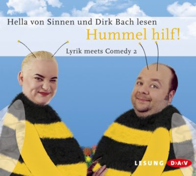 Hummel hilf!, 1 Audio-CD, Dirk Bach