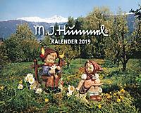 Hummel Kal. 2019  + 2 Blechschilder - Produktdetailbild 1