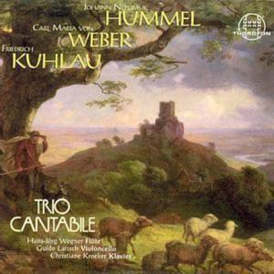 Hummel/Weber/Kuhlau*Trio Canta, Trio Cantabile
