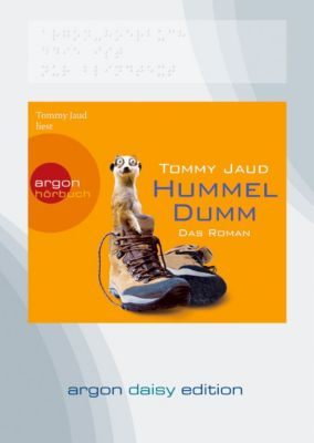 Hummeldumm, 1 MP3-CD (DAISY Edition), Tommy Jaud