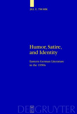 Humor, Satire, and Identity, Jill Twark