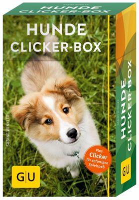 Hunde-Clicker-Box, Sabine Winkler