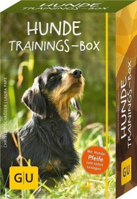 Hunde-Trainings-Box, Christine Schröder, Laura Pape