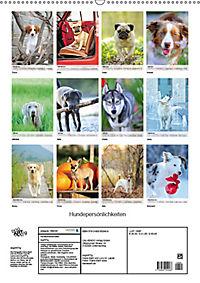 Hundepersönlichkeiten (Wandkalender 2019 DIN A2 hoch) - Produktdetailbild 13