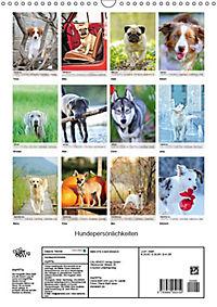Hundepersönlichkeiten (Wandkalender 2019 DIN A3 hoch) - Produktdetailbild 11