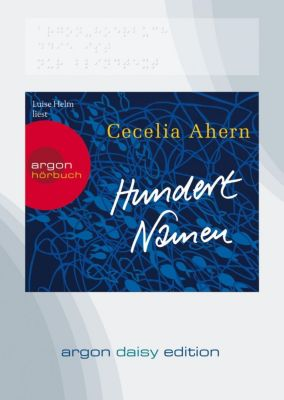 Hundert Namen, 1 MP3-CD (DAISY Edition), Cecelia Ahern