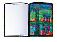 Hundertwasser Agenda 2018 (Löwengasse) - Produktdetailbild 2