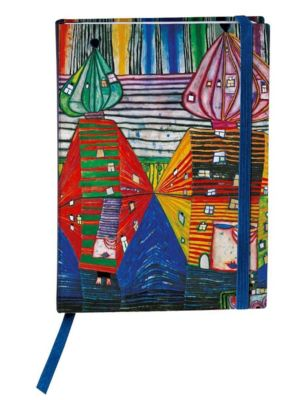 Hundertwasser Agenda 2019 (Resurrection of Architecture), Friedensreich Hundertwasser