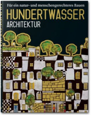 Hundertwasser Architektur, Friedensreich Hundertwasser