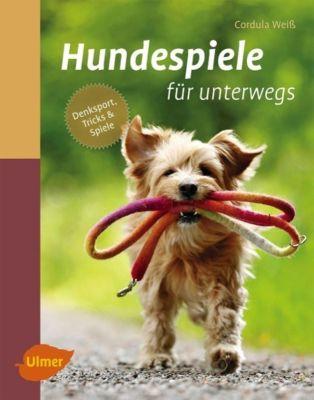 Hundespiele für unterwegs - Cordula Weiß pdf epub