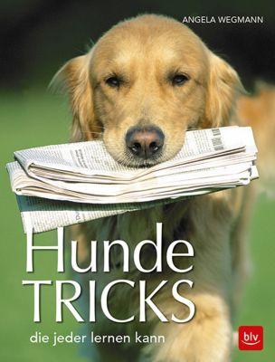 Hundetricks, Angela Wegmann