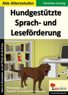 Hundgestützte Sprach- und Leseförderung, Christina Grünig