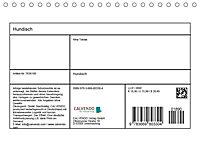 Hundisch (Tischkalender 2019 DIN A5 quer) - Produktdetailbild 13