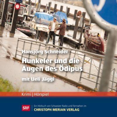 Hunkeler und die Augen des Ödipus, Hansjörg Schneider