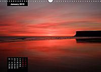 Huntcliff - Saltburn by the Sea (Wall Calendar 2019 DIN A3 Landscape) - Produktdetailbild 1
