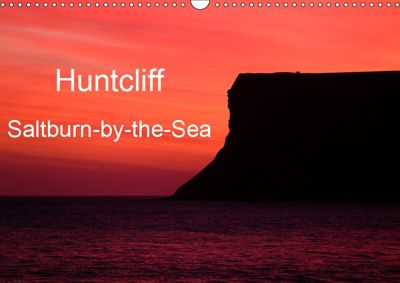 Huntcliff - Saltburn by the Sea (Wall Calendar 2019 DIN A3 Landscape), Ian Forsyth