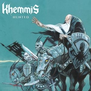 Hunted (Black Vinyl), Khemmis