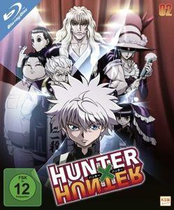 Hunter x Hunter - Vol. 2 Bluray Box, N, A