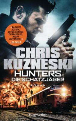 Hunters - Die Schatzjäger, Chris Kuzneski