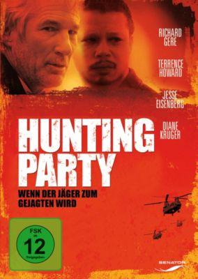 Hunting Party - Wenn der Jäger zum Gejagten wird, Richard Gere, Terrence Howard
