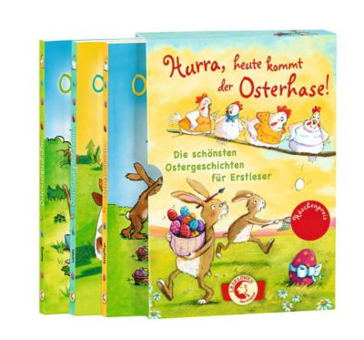 Hurra, heute kommt der Osterhase!, KÖNIG/SCHEFFLER/LANDA