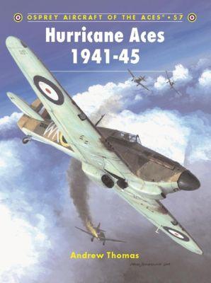 Hurricane Aces 1941–45, Andrew Thomas