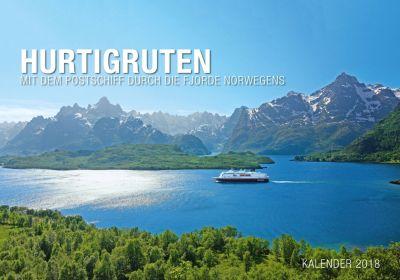 Hurtigruten Premiumkal. 2018