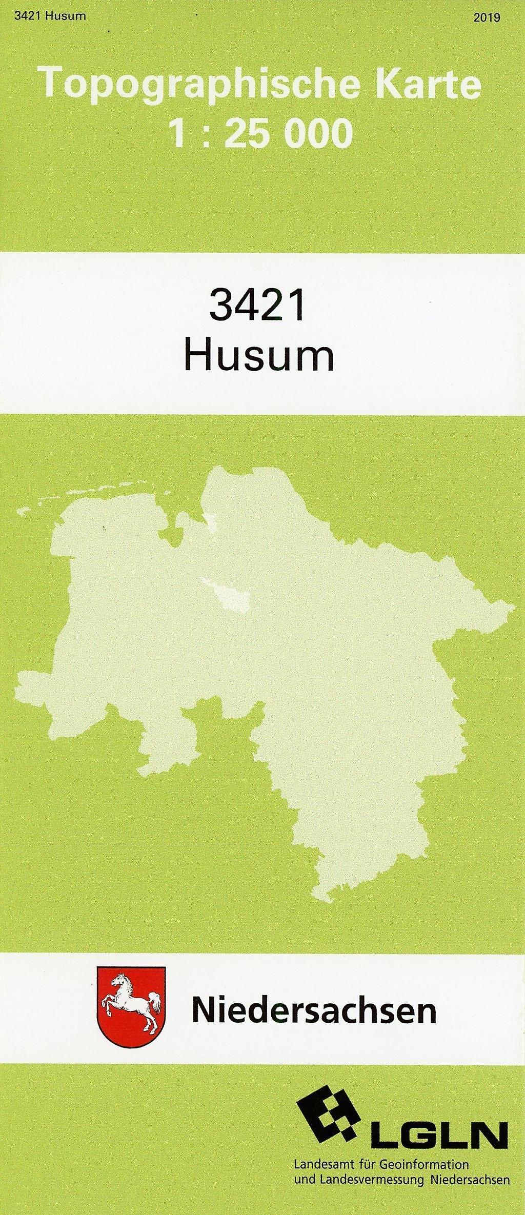 Husum Karte.Husum 1 25 000 Tk 3421 N Buch Bei Weltbild Ch Online