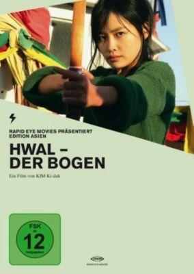 Hwal - Der Bogen, Edition Asien