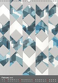 HYBRID COLLAGES (Wall Calendar 2019 DIN A3 Portrait) - Produktdetailbild 2