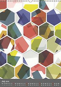 HYBRID COLLAGES (Wall Calendar 2019 DIN A3 Portrait) - Produktdetailbild 7