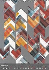 HYBRID COLLAGES (Wall Calendar 2019 DIN A3 Portrait) - Produktdetailbild 4