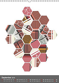 HYBRID COLLAGES (Wall Calendar 2019 DIN A3 Portrait) - Produktdetailbild 9