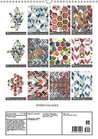 HYBRID COLLAGES (Wall Calendar 2019 DIN A3 Portrait) - Produktdetailbild 13