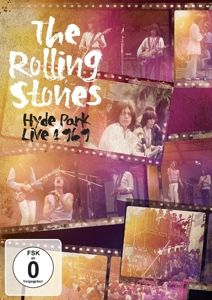 Hyde Park Live 1969, The Rolling Stones