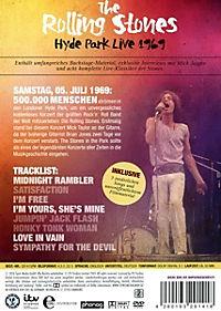 Hyde Park Live 1969 - Produktdetailbild 1
