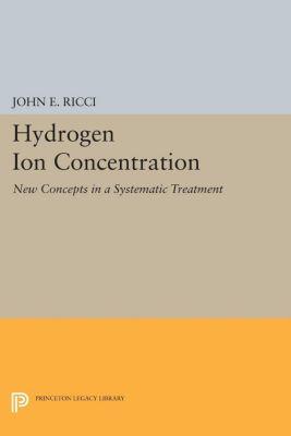 Hydrogen Ion Concentration, John Ettore Ricci