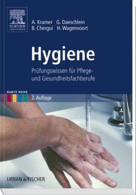 Hygiene, Axel Kramer, Georg Daeschlein, Bettina Chergui, Hans Wagenvoort