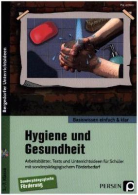 Hygiene und Gesundheit - einfach & klar, m. CD-ROM, Pia Lechner