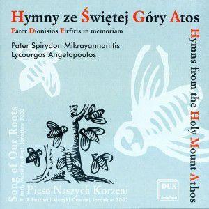 Hymnen Vom Heiligen Berg Athos, Mikrayannanitis, Angelopoulos