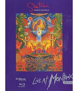 Hymns For Peace: Live At Montreux 2004, Santana