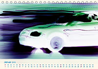 HYPERSPEED - Reisen im Hyperraum (Tischkalender 2019 DIN A5 quer) - Produktdetailbild 1