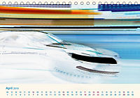 HYPERSPEED - Reisen im Hyperraum (Tischkalender 2019 DIN A5 quer) - Produktdetailbild 4