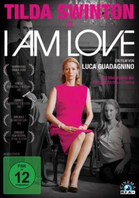 I am Love, DVD, Luca Guadagnino