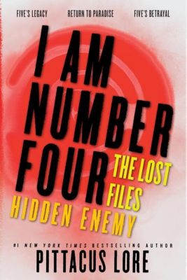 I Am Number Four: The Lost Files Bind-up 3, Pittacus Lore